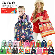 KIDS Envirosax Eco Chic Reusable Shopping Book Toy Beach Holiday Tote Bag