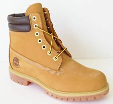 Timberland Mens Icon 6 Inch Premium Work Boots Style 10061 Wheat