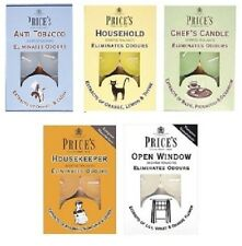 Prices Candles Fresh Air Range Tealights pack of 6