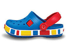 Brand-New-Unisex-Kids-legoshoes-Mickey-Mouse-clogs-multi-color-and-size  Brand-
