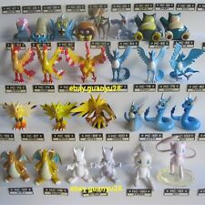 A7 Tomy Pokemon Figure 1st Generation Pokemon Trading  Card Ex Holo and more