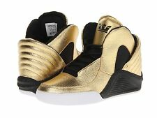 Supra Chimera Gold and Black (Lil Wayne Collection) High Top Men's Sizes 8-13