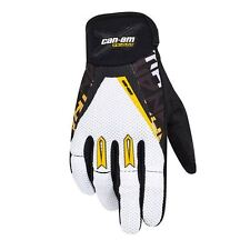 can-am X-Race Gloves - White