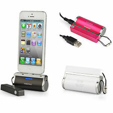 Hot Portable Power Bank Battery Charger For iPhone 5 5S 5C Backup Pack 2800 mAh