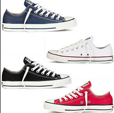 Womens Ladys ALL STARs Chuck Taylor Ox Low Top Shoes Canvas Sneakers Size 5.5-11