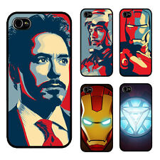 "Iron Man Comic Superhero Case Cover for Apple iPhone 5s iPhone 6 4.7"" Plus 5.5"""