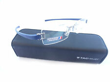 Tag Heuer Reading glasses model 7102 Blue 100% Authentic