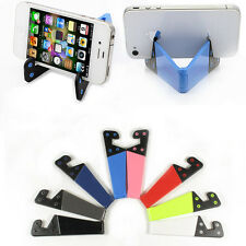 Hot Sale Foldable mobile phone stand holder for smartphone & tablet PC Universal