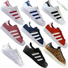 NEU ADIDAS ORIGINALS SUPERSTAR  / UP W M19512 ; C77154 -2015 MODELLE -ortholite-