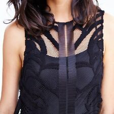 We Are Nowhere Top in black by Finders Keepers BNWT [XS],[S]
