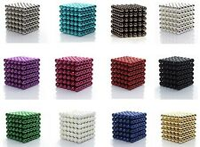 216Pcs 3mm Puzzle Magnetic Balls Neodymium Magnets Educational Sphere Toy Gift