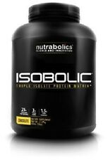 NUTRABOLICS ISOBOLIC Multisource Protein 5LB