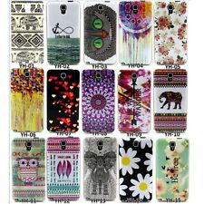 New TPU Silicone Print Phone Back Case Cover For Samsung Galaxy Note 3 Neo N7505