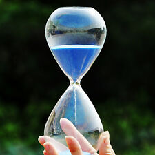 5/10/30/60min Sand Sandglass Time Counter Count Down Timer Hourglass Clock Gift