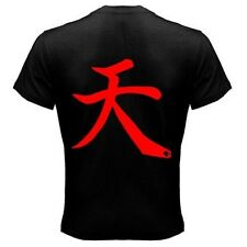 Akuma's (Gouki's) Heaven T shirt - QCFPunch.com 100% Cotton, Black, Graphic Tee,