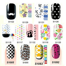 VALENTINE PROMO BUY 3 GET 1 FREE - Party Idea Creative trendy Nail Sticker Foil