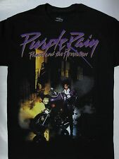 Prince - Purple Rain Tour 84-85  T-shirt (S-XXXL)