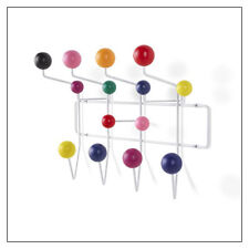 Herman Miller Eames Hang-it-all -- available in Multicolor, Black, or White