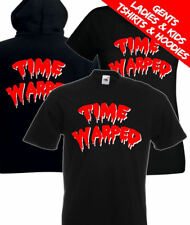 Rocky Horror Picture Show Time Warped Retro Movie T Shirt
