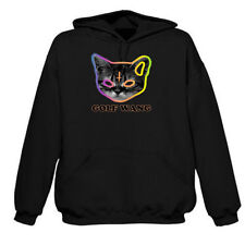 GOLF WOLF WANG CAT GANG HOODY ODD FUTURE TYLER THE CREATOR OFWGKTA HOODIE 5*