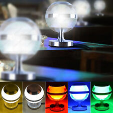 Sphere 3W Crystal LED Table Lamp Desk Light ON/OFF Switch Coffee Shop KTV Disco