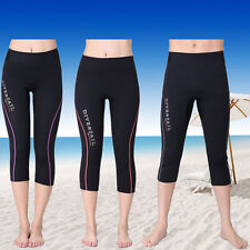 1.5mm Neoprene Diving Swimwear Scuba Snorkeling Diving Cropped Trousers Pants