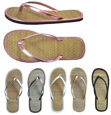 New  Ladies' Bamboo Flip Flop (**1212), **all colors**size 6-11)