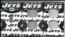 New York Jets Light Switch Cover and Electrical Outlet Plates