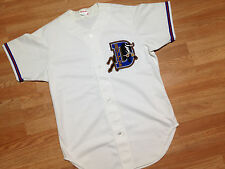 Vintage Deadstock Durham Bulls Home Authentic Wilson White Baseball Jersey