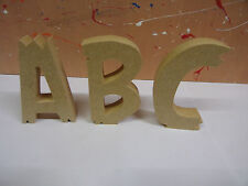 "18mm mdf wooden freestanding letters4""6""8""10""12""ANGRY BIRD FONT CHEAPEST ON EBAY"