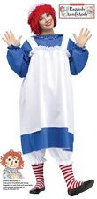 Raggedy Ann Adult Womens Plus Size Costume