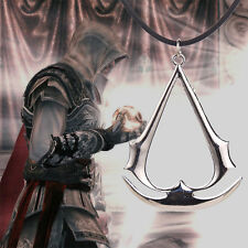 Assassin's Creed Game Around Necklace Pendant