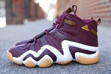 Mens Adidas Crazy 8 RG3 Burgundy Sneakers New Redskins SOLD OUT IN STORES G98291