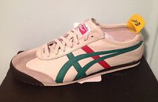 ASICS ONITSUKA Tiger MEXICO 66 Sneakers NEW Leather Athletic Shoes, NEW