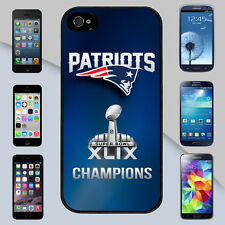 New England Patriots Superbowl XLIX Super Bowl Champions iPhone & Galaxy Case