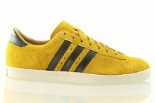 Adidas Greenstar  Mens Trainers Q20489 Originals UK NEW Leather