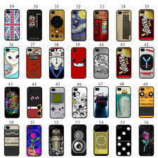 Fashion Phone Hard Back Case Cover Painted Various Pattern For Apple iPhone 4 5s