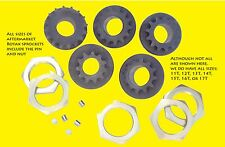 ROTAX aftermarket Engine Sprockets  ALL sizes: 11T, 12T, 13T, 14T, 15T, 16T, 17T