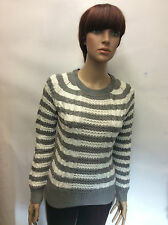 Ladies/Girls Knitted  Acrylic Round Neck Jumper  XS-L NEW IN BEST  SELLING ITEM