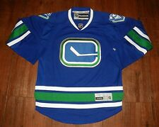 Vancouver Canucks Reebok Premier NHL Jersey New With Out Tags