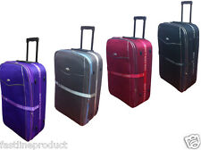 XXL Extra Large 33 Inch Extra Light Large Trolley Luggage Suitcase Bag Case