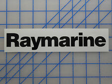 "Raymarine Sticker Decal 7.5"" 11"" 17"" 23"" Dragonfly e120 c80 sonar sounder cable"