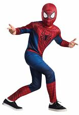 Amazing Spider-Man Jumpsuit Child Costume Spiderman 2 LICENSED