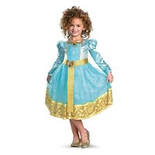 Disney Pixar Brave Merida Deluxe Toddler & Child Costume 43603