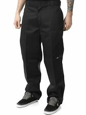 Dickies Black Double Knee Work Pant