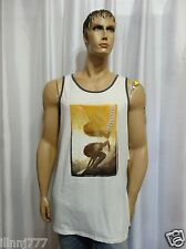 O'Neill Surf Skate VOID Modern Fit Gray Graphic Tank top XL NEW
