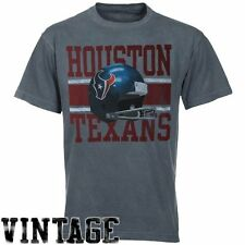 Houston Texans Vintage Roster III T-Shirt - Navy Blue