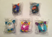 McDonald's Happy Meal Toy - Furby Boom - Various - New and Sealed