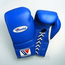 Winning Boxing Gloves Lace Up Professional Type MS-500 14 oz From Japan