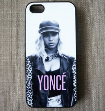 Made for iPhone 4 5 5C 6 6 PLUS - HARD CASE YONCE BEYONCE PINK LOGO
